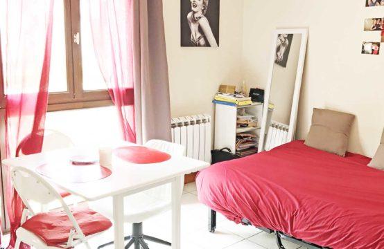 Coin nuit Studio Boulevard de Vitré Rennes LMH