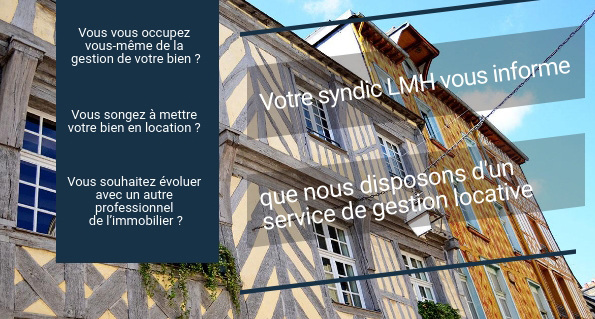 LMH gestion locative Rennes