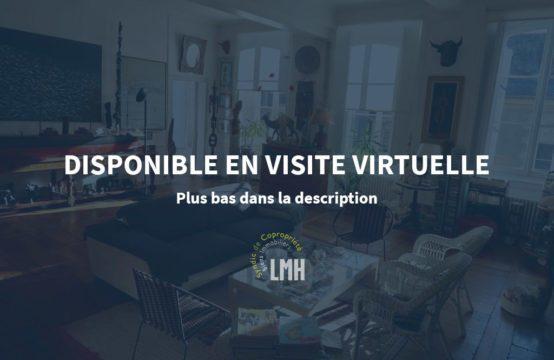Visite virtuelle appartement à vendre Rennes LMH